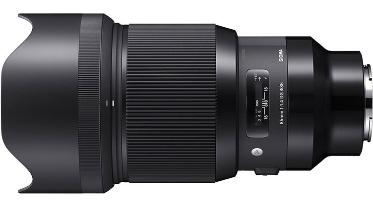 SIGMA 85mm F1.4 DG DN Art Lens - New Fast and Compact Full
