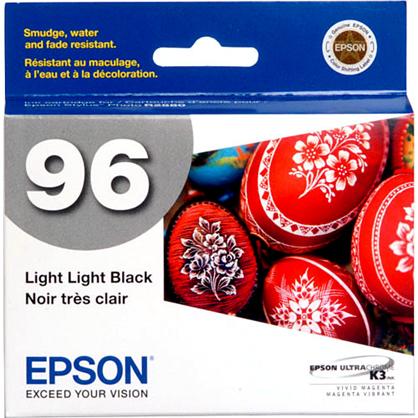 Epson Light Light Black Ink Cartridge for R2880 printer