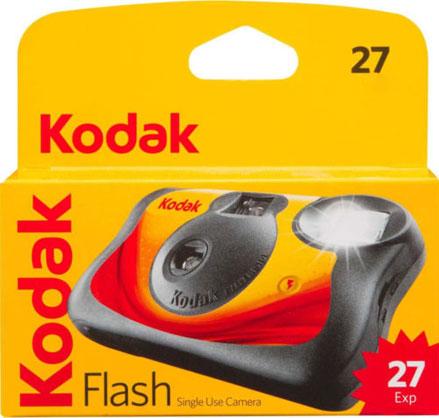 Kodak 27exp-Incl Flash Single use Camera