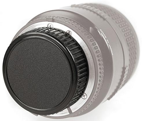 fac765ad55e Kaiser Rear Lens Cap for Nikon 6535